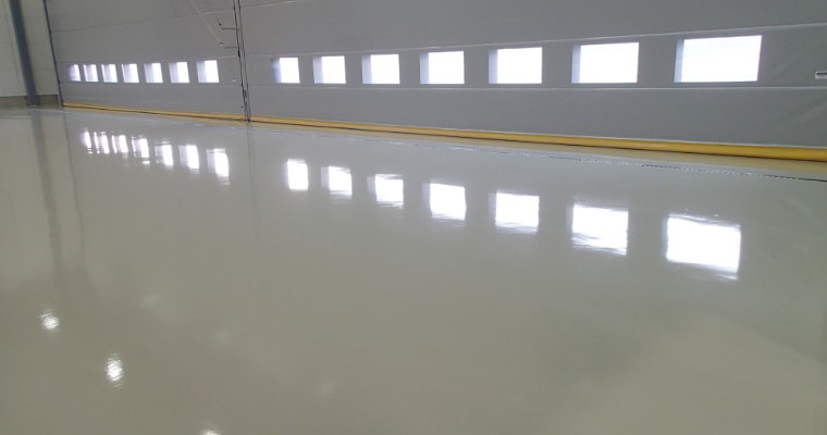 Floor Coatings For Concrete Surfaces