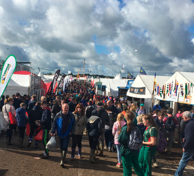 Teknos at National Ploughing Championships 2018
