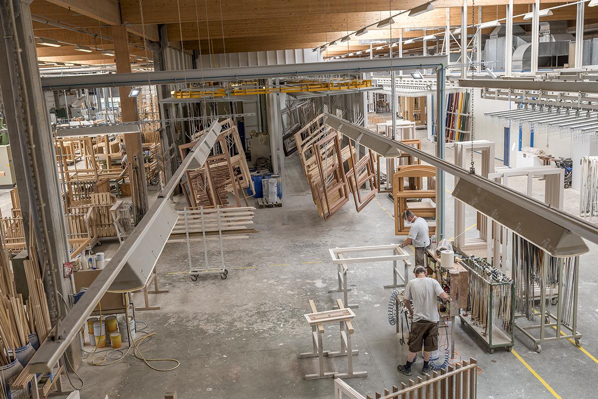 Painting Wood News September 2017 Teknos