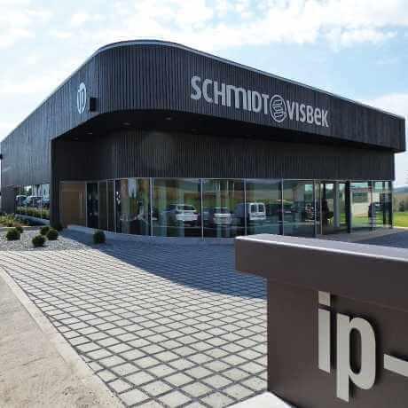 Schmidt Visbek studium przypadku niemieckie okna schmidt visbek teknos
