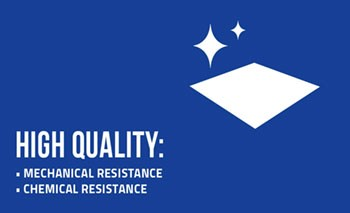 High quality_Mechanical resistance_Chemical resistance