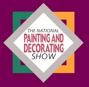 The National Painting and Decorating Show Website